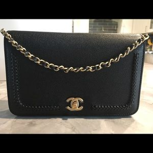 CHANEL Bags - ❌ SOLD ❌ Chanel mini o-bag Wallet on Chain